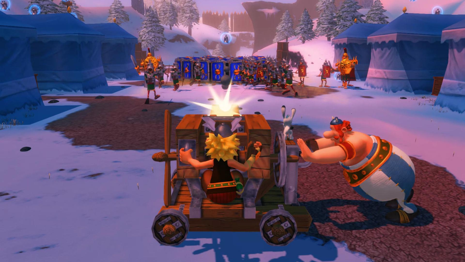 Asterix & Obelix XXL: Romastered. A caccia di romani, come nel 2004