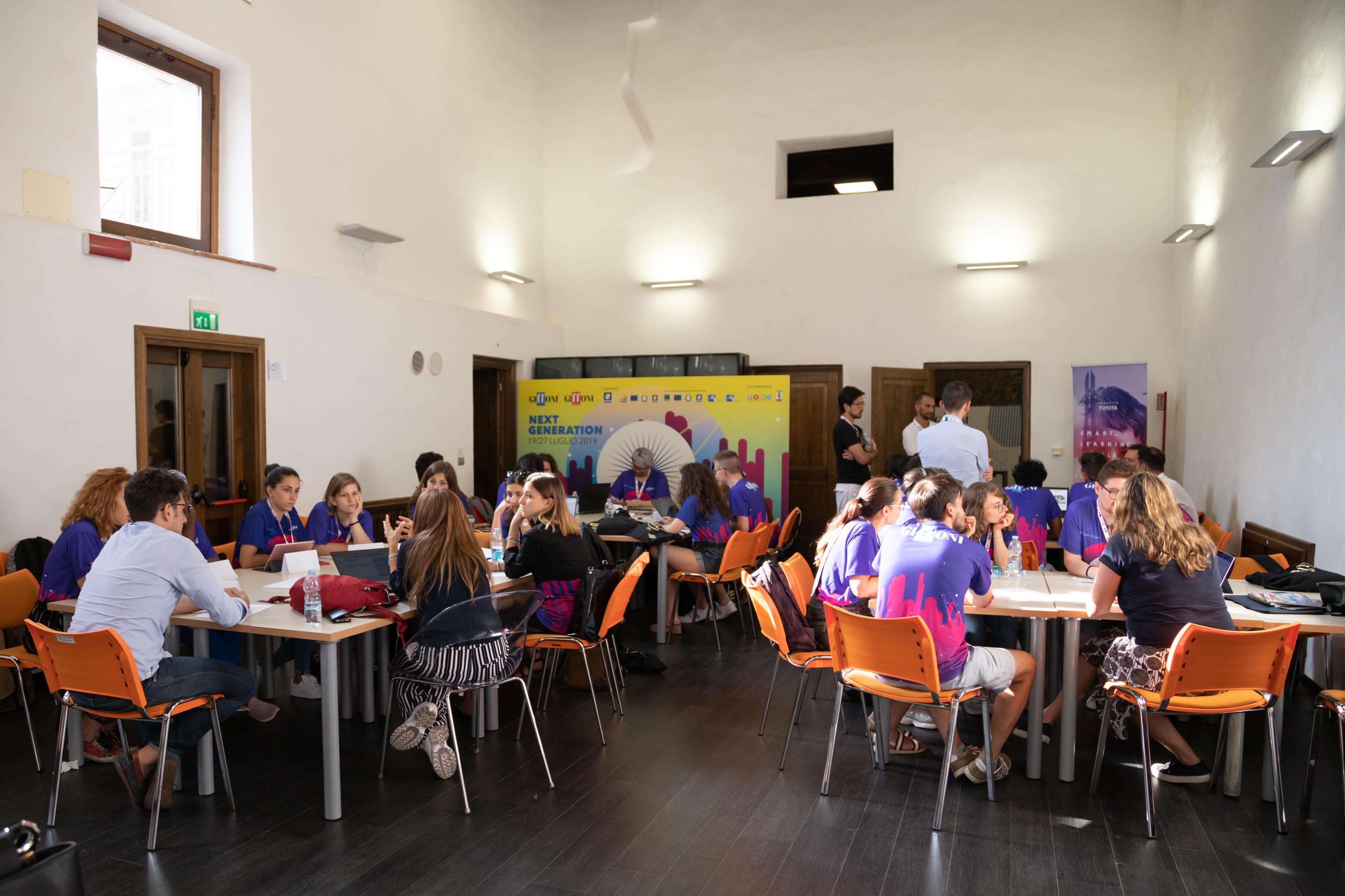 Giffoni lancia le Masterclass Impact: 80 ragazzi incontrano politici e imprenditori