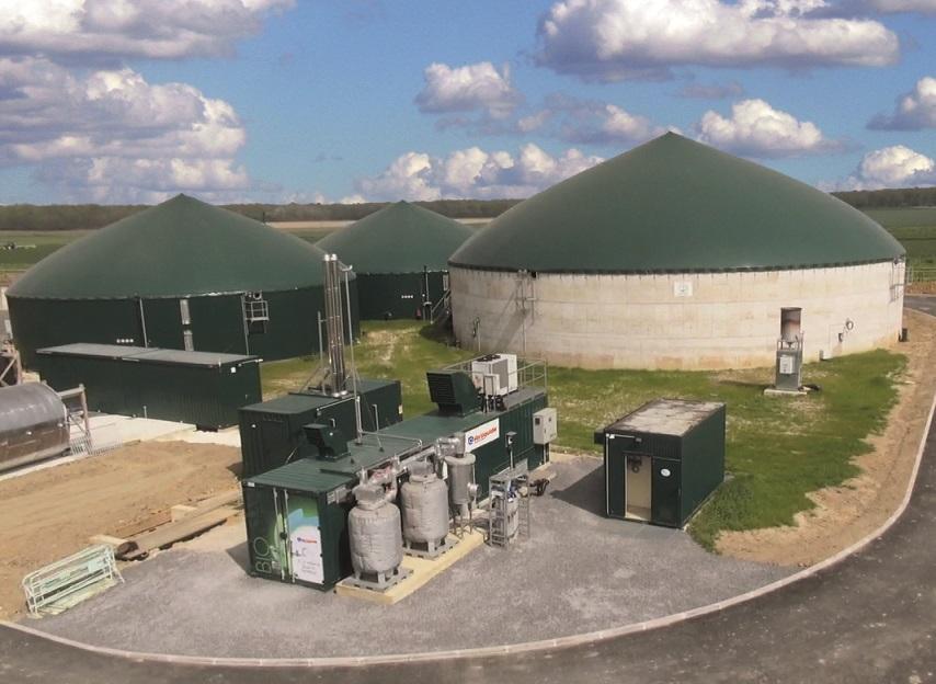 Biometano: Air Liquide costruirà due nuove unità produttive in Italia