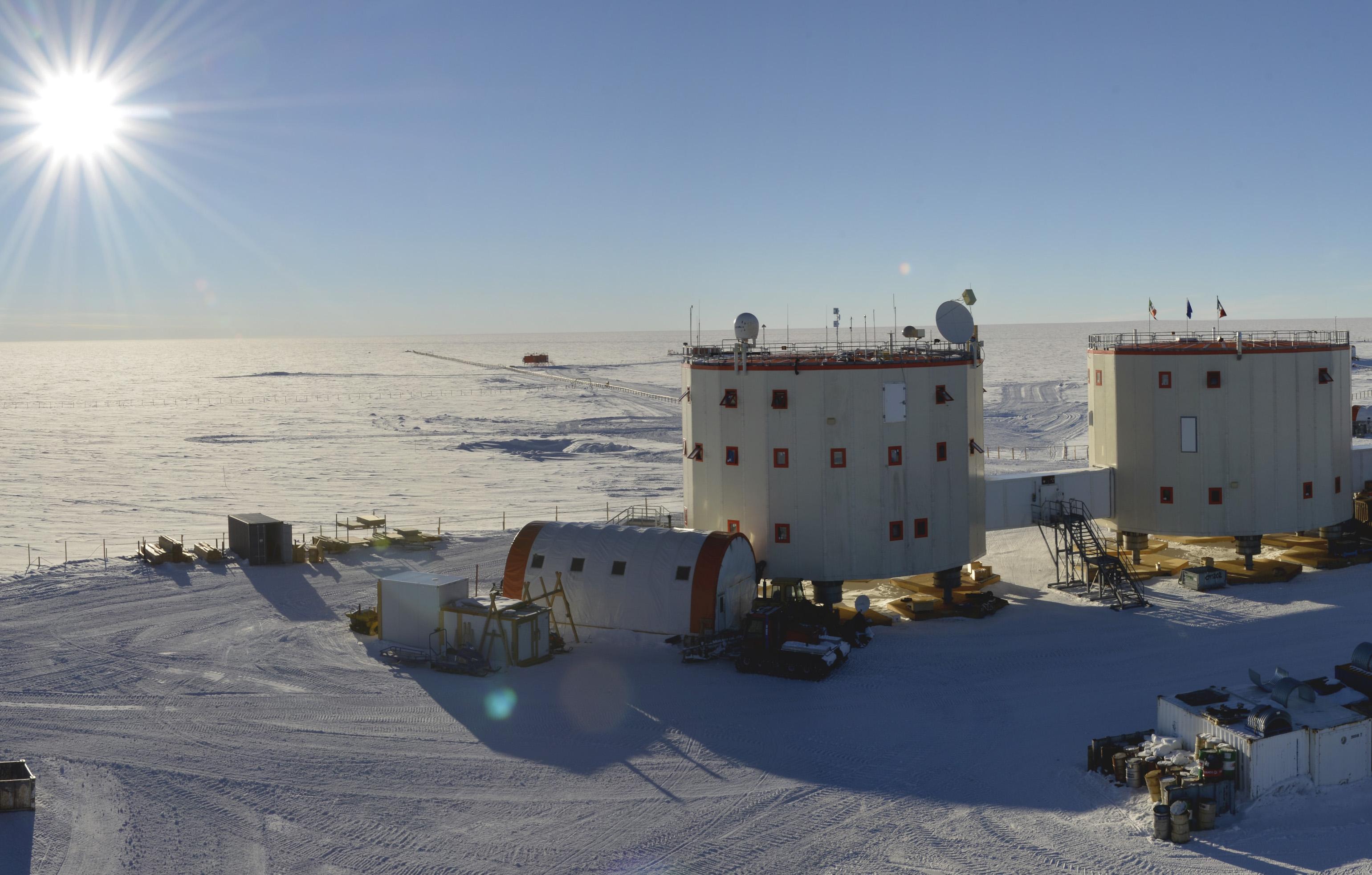 """Come funziona la Stazione Concordia nell'altopiano antartico: """"un termometro della salute del Pianeta"""" - Life"""
